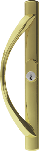 Mortise Brass