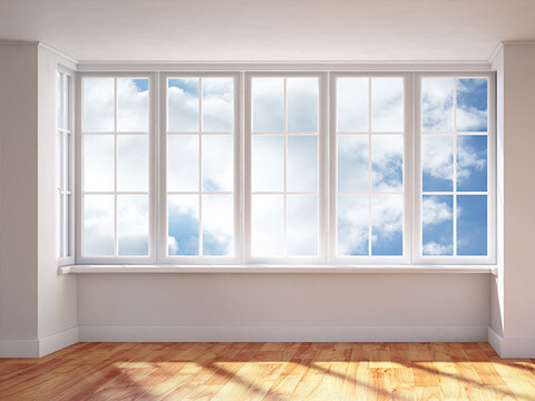 Replacement PVC windows by Northern Comfort