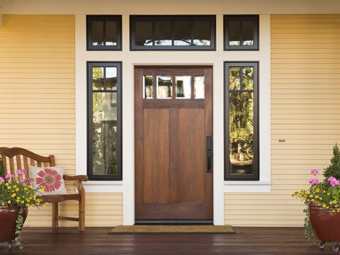 Residential Front Doors by Northern Comfort