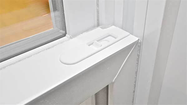 Integrated Sash Latches