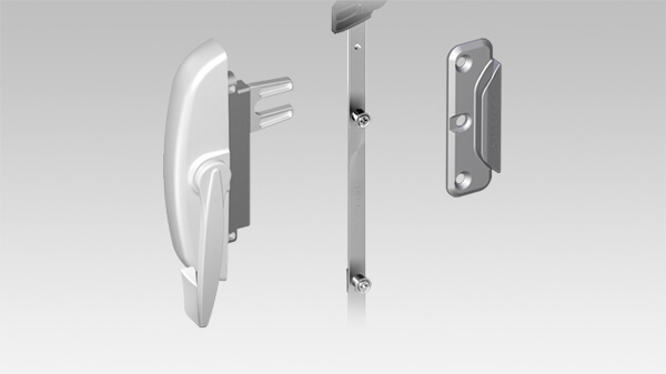 NOVA® multi-point lock