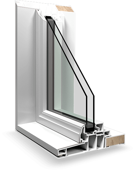Hybrid Low Profile Fixed Aluminum Section