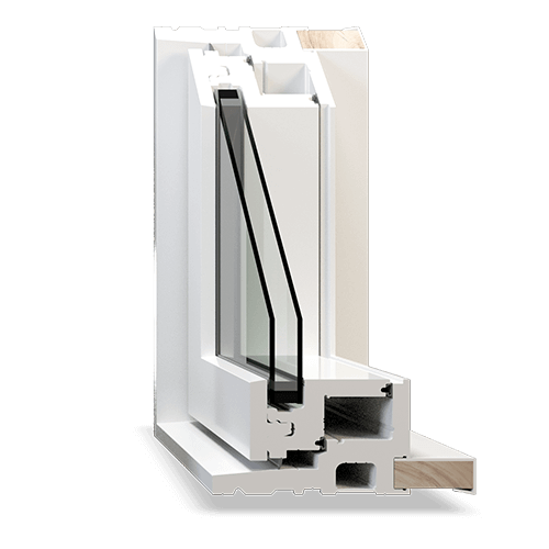RevoCell™ fixed window cutaway