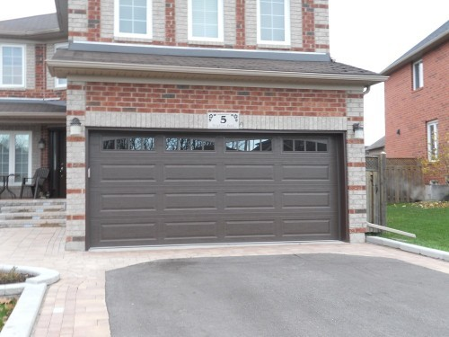 Brown Garage Doors With Windows wonderful brown garage doors with windows and cape town d on