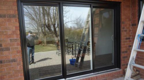 Vinyl Sliding Doors Barrie Newmarket Patio Doors