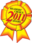 Readers' Choice 2011