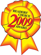 Readers' Choice 2009
