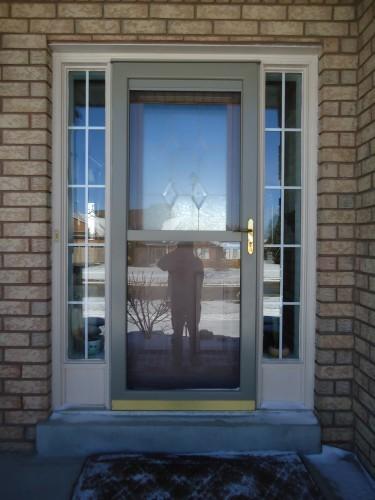 Larson Barrie Newmarket Storm Doors Northern Comfort