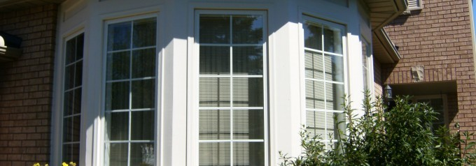 large bow windows