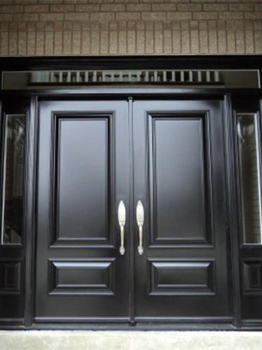 Novatech Newmarket Barrie Steel Entry Doors Northern Comfort