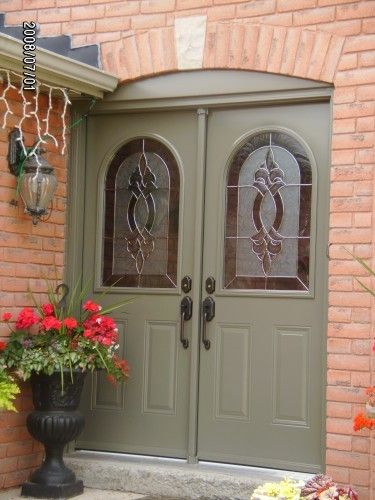 sage steel entry doors