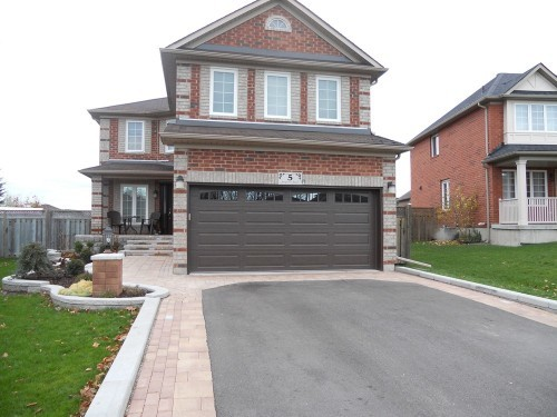 dark brown garage doorsInsulated Doors Barrie Newmarket  Garage Doors  Northern Comfort