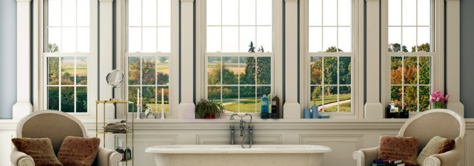 elegant single hung tilt windows